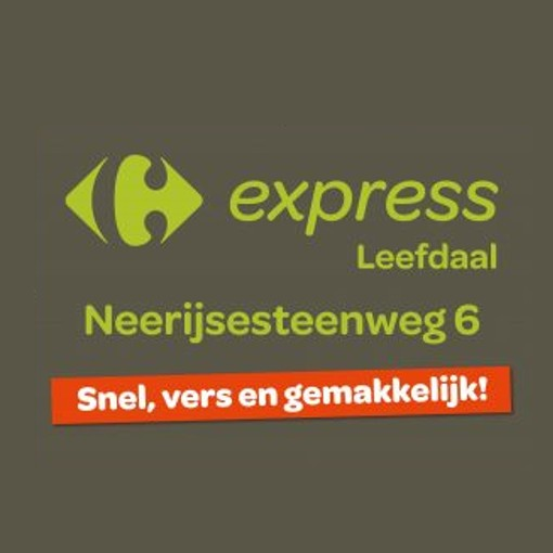 Carrefour Express Leefdaal